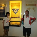 160 Ng cinyee with her father from singapore _keep it up