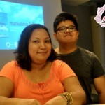 428 Jessica Huwae and Reza ( Media Indonesia) - Comment_ share more flyer to tourist,place so they add t